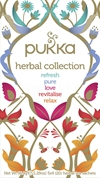 Pukka te Herbal collection - 20 økologiske te breve
