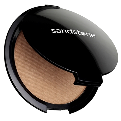 Sandstone Compact Bronzer -  farve 407 sunkissed pearl