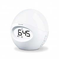 Beurer WL32 wake up light med radio og alarm