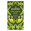 Pukka the clean matcha green - 20 økologiske te breve