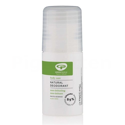Deo roll on natural med Aloe Vera - Green People