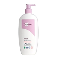 Derma Eco woman bodylotion - 500 ml