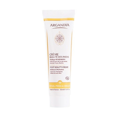 Fodcreme mint Argandia - 75 ml