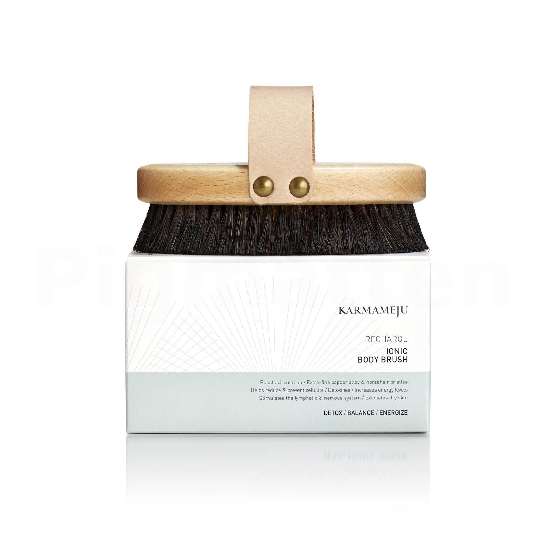 Sidste nye Karmameju tørbørste | Køb Karmameju tørbørste RECHARGE GQ-11