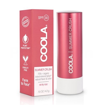 Coola Liplux læbestift med SPF 30 - Summer Crush