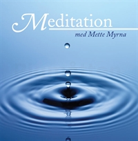 Meditations CD med Mette Myrna - Meditation ( CD )