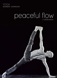 Yoga DVD med Simon Krohn - Peaceful flow ( DVD )