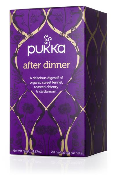 Pukka After dinner te - 20 økologiske te breve