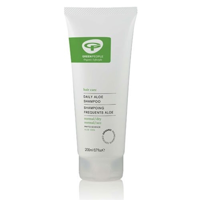 Green people Aloe vera shampoo - 200 ml