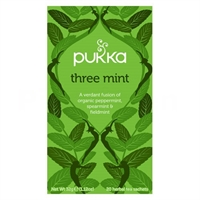 Pukka the three mint - 20 økologiske te breve