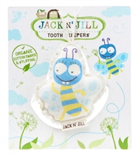 Jack N' Jill tooth keepers - buzzy