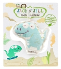 Jack N' Jill tooth keepers - Dino