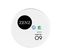 Zenz Styling wax no. 09 - voks til håret - 75 ml